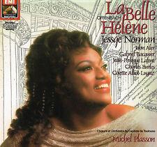 Offenbach LA BELLE HELENE Jessye Norman M PLASSON 2 LP Box EMI Germany 27 0171 3