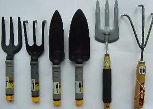 Stanley-Gardening-Hand-Narrow-Trowel-Fork-Rake-Soil-Cultivator-Mini-Garden-Spade