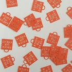 Martha Stewart Halloween Punch Scrapbooking 30 Pcs Cardstock Confetti