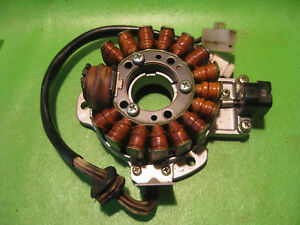 YAMAHA-YFB250-TIMBERWOLF-1994-2000-STATOR-ASSEMBLY-USED-OEM-4BD-85510-20-00