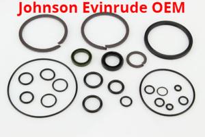 Details about Johnson Evinrude 25-35-40-50 HP O-ring Seal Kit 433816 435567  Power Tilt Trim