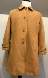 New Woman's England 16P Tan Coat Mackintosh Sz q7Egxd57wO