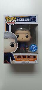 12th Dr Who Cuillère Funko POP 238
