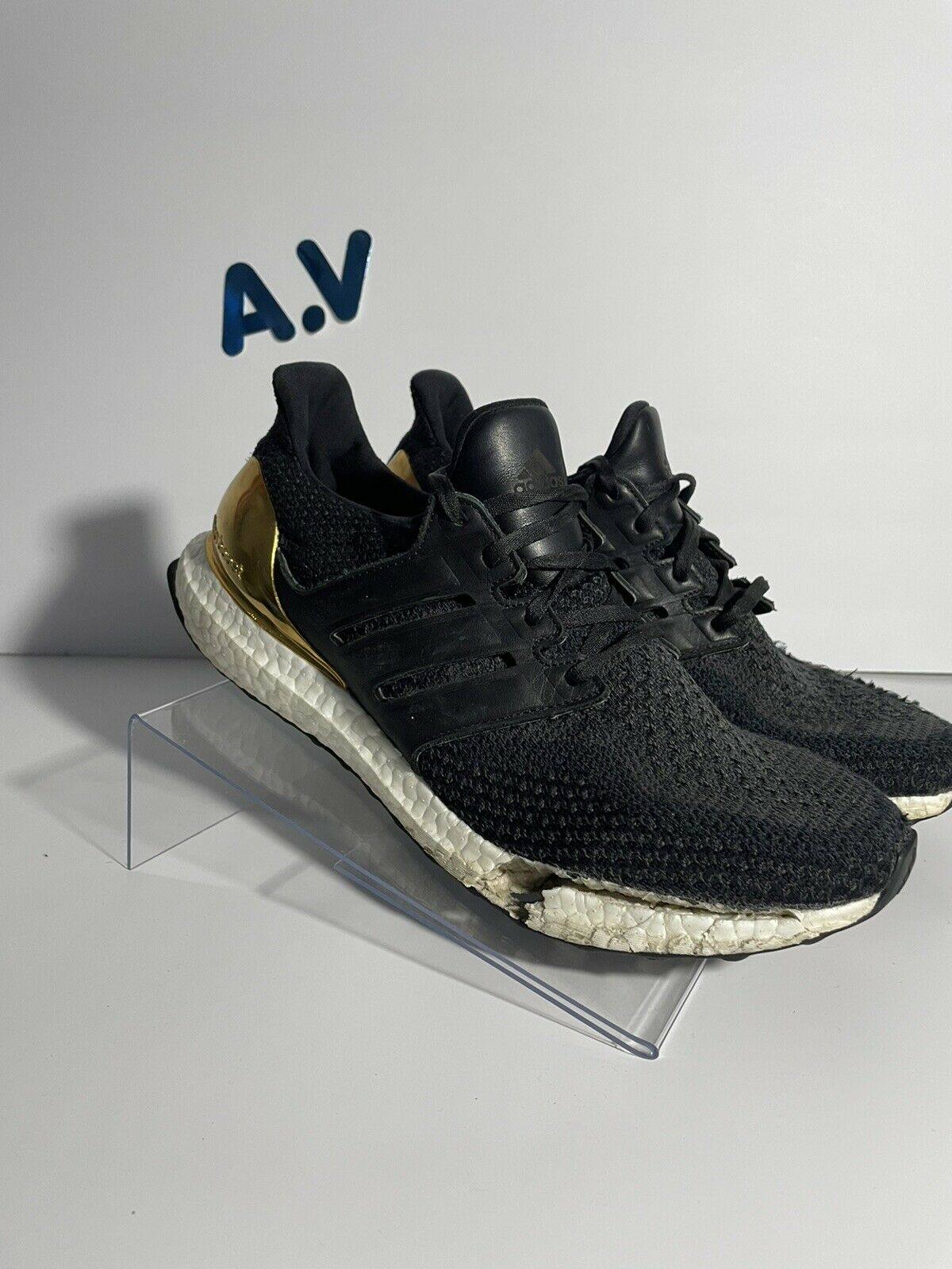 Size 11 - adidas UltraBoost 2.0 Limited Gold Medal 2016