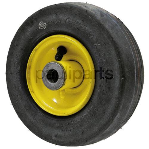 John Deere tastrolle con schlauchlosem neumáticos sin perfil am115510 Vergl nº