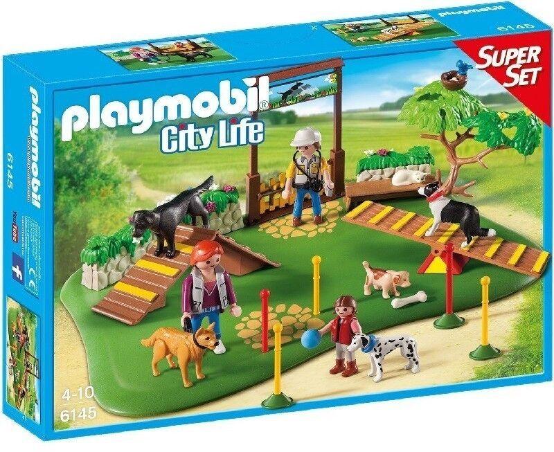 Playmobil 6145 - Superset Parque de Perros - NUEVO