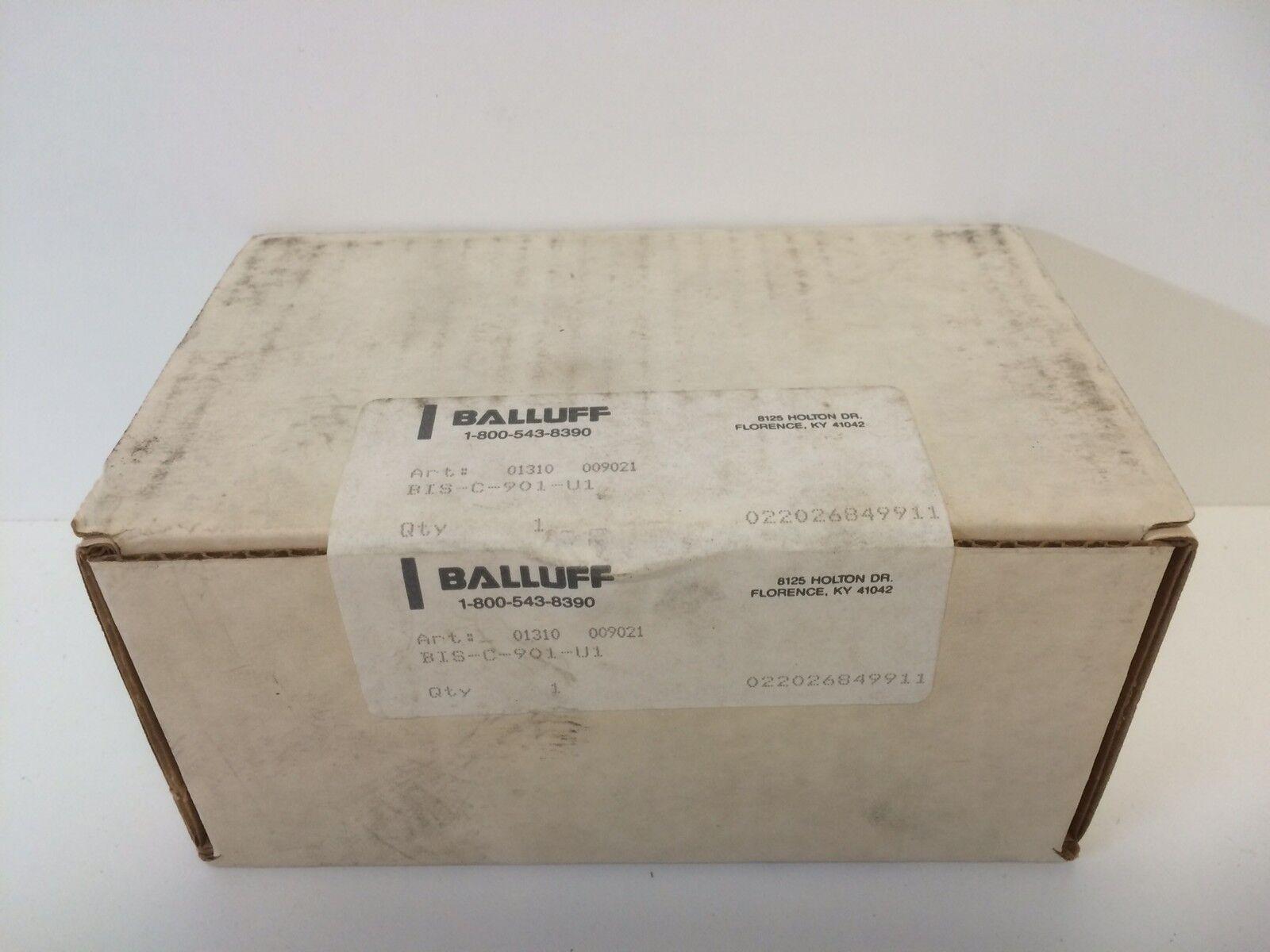 Nuevo Sellado De Fábrica Balluff 01310 sistema de preamplificador bis-c-901-u1 01310 Balluff 009021 a2b20b