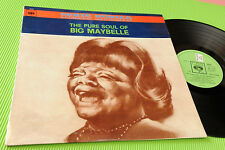 BIG MAYBELLE LP THE PURE SOUL ORIG ITALY 1968 MINT ! UNPLAYED LAMINATED COVER !!