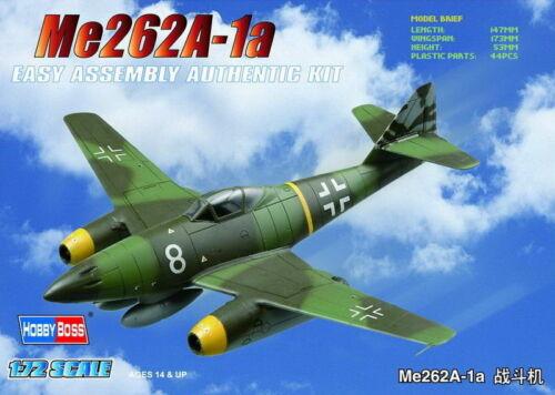 Hobbyboss 80249-1:72 Me262A-1a Neu
