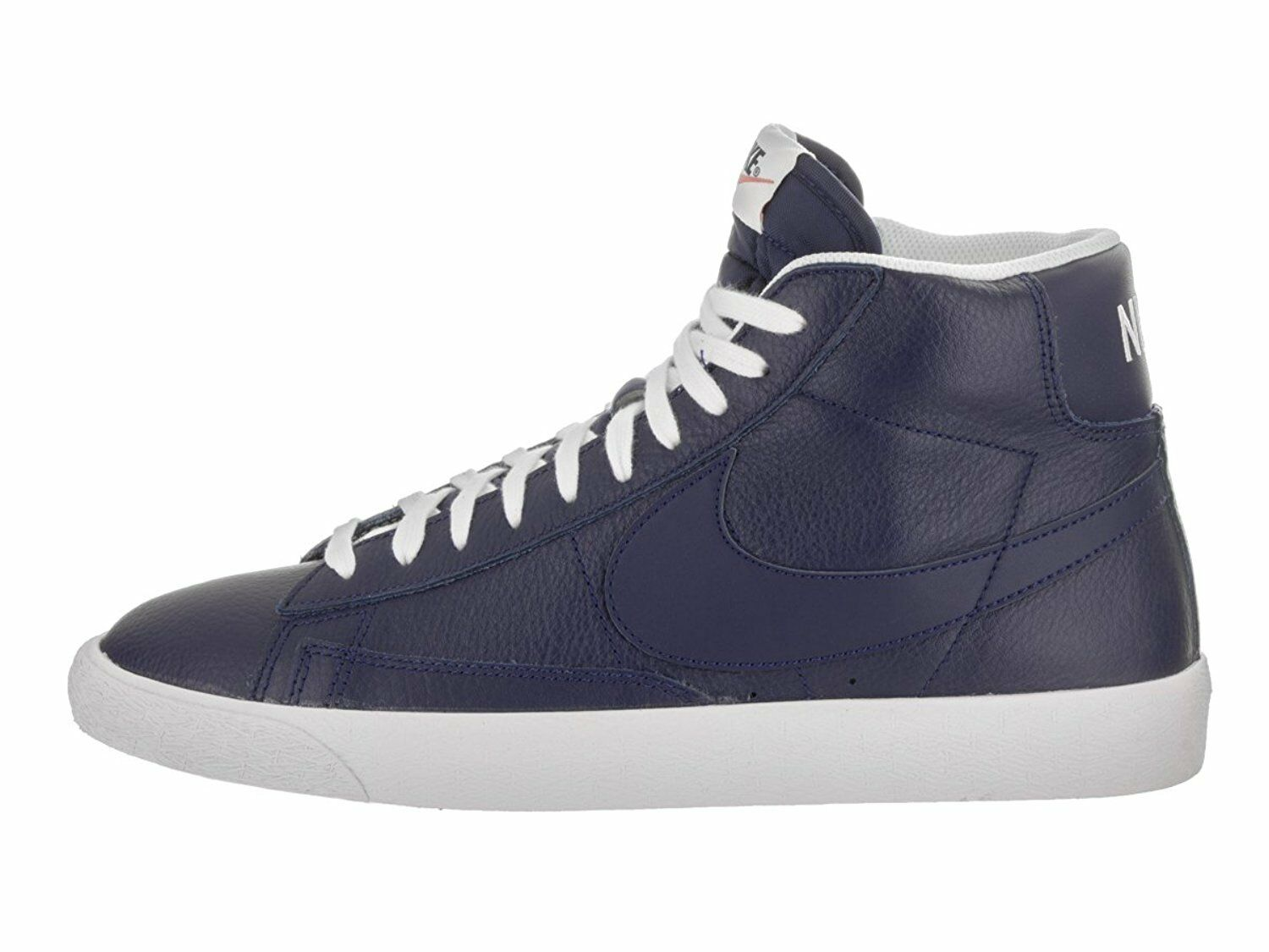 NIKE MENS BLAZER MID PRM FASHION SNEAKERS