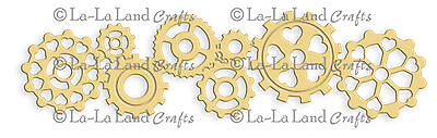DECORATIVE BORDER STEEL DIE-La-La Land Crafts-Marci&Luka Stamps-Wafer Thin Dies