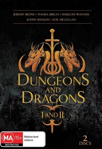 1 of 1 - Dungeons And Dragons - The Chronicles (2 Disc Set) DVD