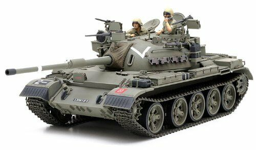 Tamiya 1/35 Israele Serbatoio (Militare) Tiran 5 Kit Modello Nuovo Da Giappone
