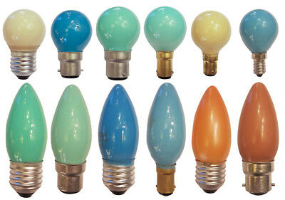 40w 240v lampadine colorate globi pallina da golf e candele tappo a