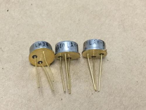 Details about  / 1 PC NATIONAL  LM340LAH-5.0  VVoltage Regulator 5V Bi-Polar 4 Pin Metal