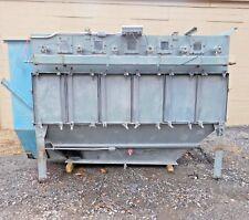 Mo 2598 Wheelabrator 46 Mpf Dust Collector 9600 Cfm 24 Filter Element