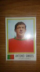Panini-Sticker-WM-1974-Muenchen-Munich-74-Nr-400-Simoes-Portugal
