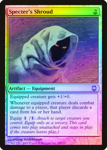 Specter/'s Shroud FOIL Darksteel NM-M Artifact Uncommon MAGIC MTG CARD ABUGames