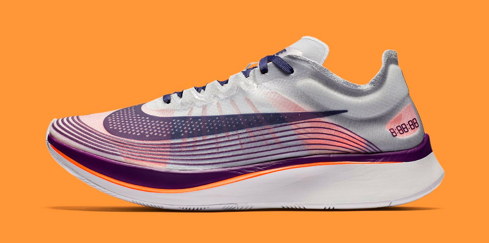 Nikelab Zoom Fly SP neutre Indigo UK10