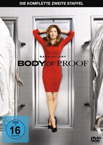 1 von 1 - Body of Proof - Staffel 2  [4 DVDs] (2012)