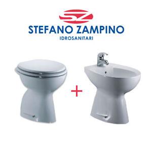 Ideal Standard Vaso Bidet.Details About Vase Toilet And Bidet Floor Tenax Ceramic Dolomite Ideal Standard White Show Original Title