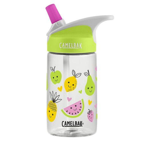 Camelbak Eddy Kids 400ml//12oz Spill Proof bouteille d/'eau-Limited Summer Edition
