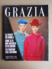 GRAZIA n°1182 1963 - Rivista di moda   [G736]