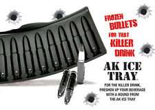 AK Ice Tray - Frozen Bullets for that Killer Drink by Mustard