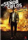 El Senor De Los Cielos Segunda Tem V2 - DVD Region 1 SH
