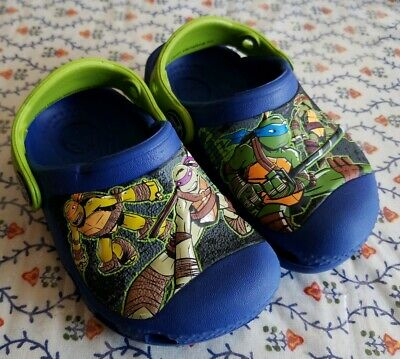Nickelodeon-Ninja Turtles-Toddler-Youth-MOST SIZES-Sandals//WaterShoes-Free Ship