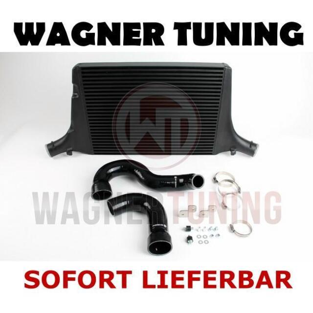 WAGNER TUNING - Ladeluftkühler Bausatz - AUDI A4 B8 1,8l + 2l 16V TFSI TSI - NEU