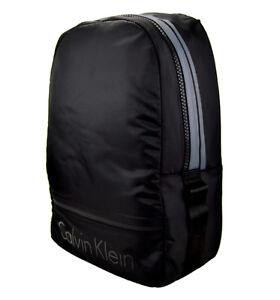 956e27a665f86 La imagen se está cargando Calvin-Klein-mochila-dias-mochila-backpack- Matthew-negro-