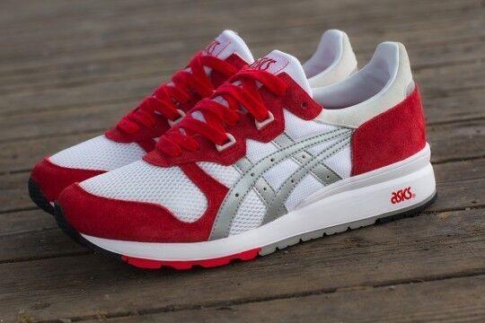 Asics GEL-EPIRUS White Fire Red Silver saga Men Shoes lyte 3 kith H413N-0113
