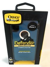 OtterBox Defender Series Case for Apple iPhone X, Big Sur