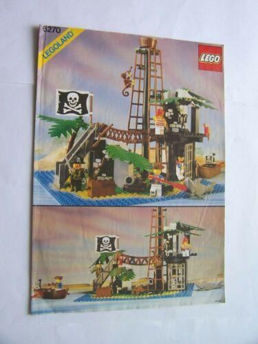 6270 Instruction Nr LEGO® Bauanleitung
