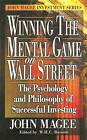 Winning the Mental Game on Wall Street: The Psychology and Philosophy of Successful Investing by Taylor & Francis Ltd (Hardback, 2000)