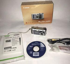 Camera-canon-power-shot-A450-3-2x-optical-zoom