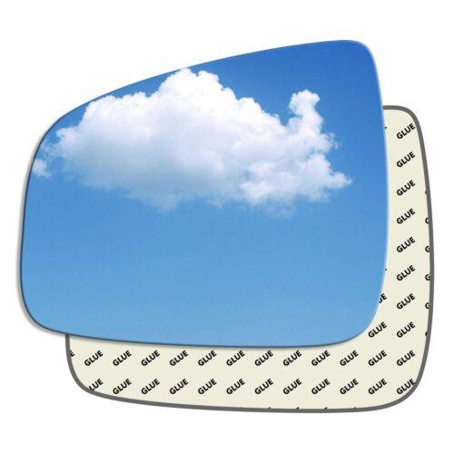 À Gauche Passager Côté Wing Mirror Glass DACIA DUSTER Mk1 2009-2012 364LS