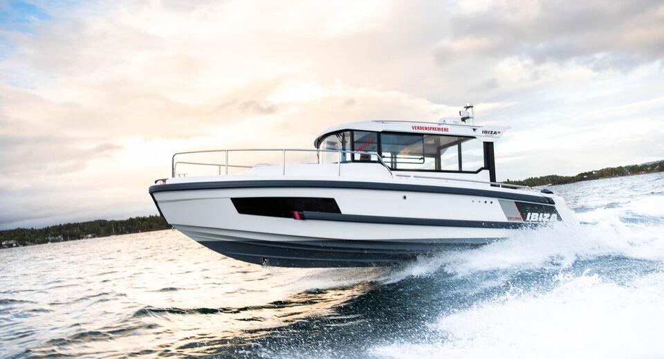 Ny Norsk Ibiza Explorer med 300hk