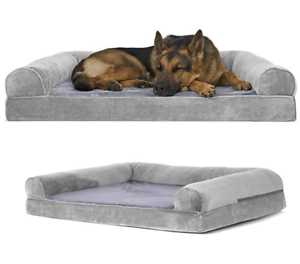 Admirable Details About Large Dog Bed K9 Sleeping Sofa Pet Couch Warm Soft Big Cushion Puppy Jumbo Xxl Ibusinesslaw Wood Chair Design Ideas Ibusinesslaworg
