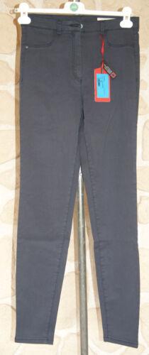 Neuf Pantalon Jocavi Marque 40 Taille Bleu Cigarette z1wxq476p