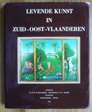 Levende kunst in Zuid-Oost-Vlaanderen 1973 Oudenaarde / Ronse
