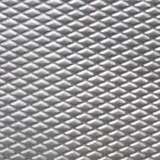 Embossed Aluminum Sheet 025 X 24 X 48