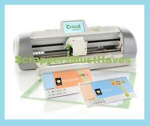 Cricut-Expression-2-Die-Cutting-Machine-w-2-Preloaded-Cartridges-NEW