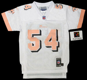 new concept 907ee aaaf0 Details about New! Z. Thomas - Authentic NFL Miami Dolphins Replica Jersey  - Girls Youth
