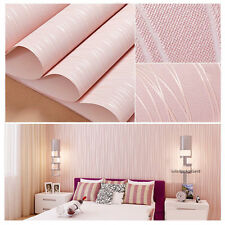 E-Pak Cute living room bedroom pink wall wallpaper sofa background dampproof