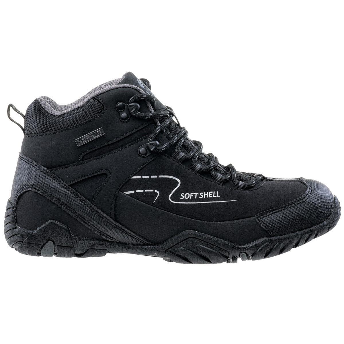 ELBRUS baash Hombre Mid WP Softshell Zapatos Hombre baash Botas de trekking Outdoor NUEVO 186d4a