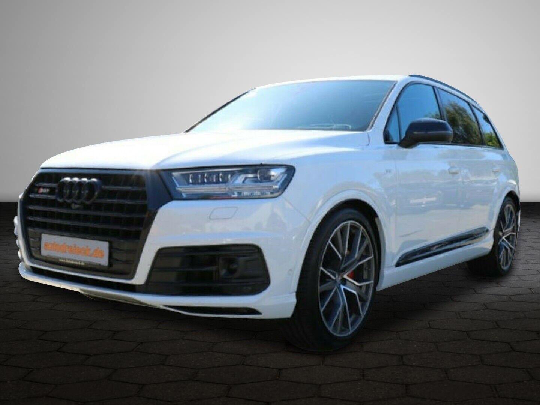 Audi SQ7 4,0 TDi quattro Tiptr. 5d - 6.000 kr.