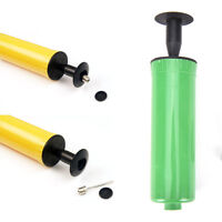 Inflator Hand Sports Air Pump Needle Ball Adapter For Football Basketball