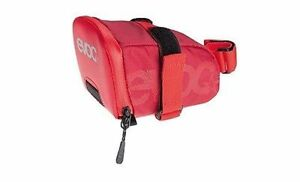 EVOC-Tour-Bicycle-Saddle-Seat-Bag-Spare-Tube-Tools-and-More-Size-1L-Red-Ruby-New